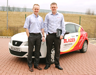 Daniel and Mathew Iball - Central Heating Rochdale